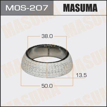 "Упл.кольцо под выхл.коллект. """"MASUMA"""" 38x50x13.5"