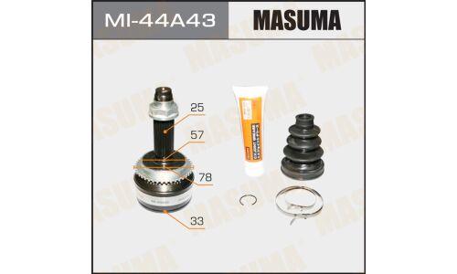 ШРУС MASUMA 33*57*25 MI-44A43