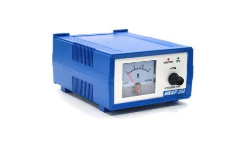 Заряд.-предпусковое устройство Икар 501 (15А, 12В), шт.