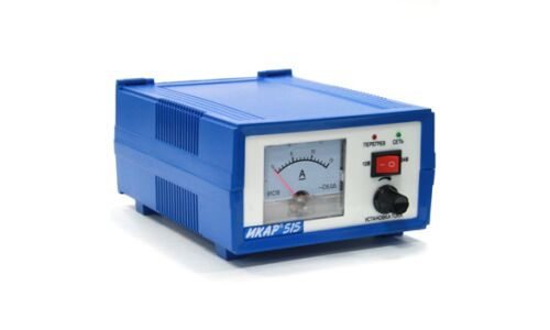 Заряд.-предпусковое устройство Икар 515 (15А, 12/24В), шт.