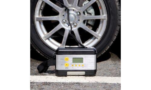 Компрессор автомобильный Carfort CF-1200, 12В, 10A, 30л/мин, 7атм