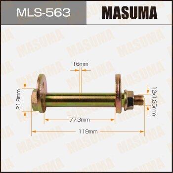 "Болт эксцентрик  """"Masuma"""" к-т.    Mitsubishi"