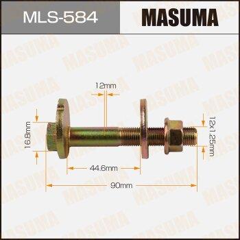 "Болт эксцентрик  ""Masuma"" к-т.    Mazda"