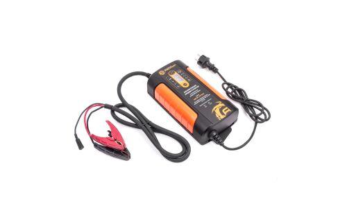 "Заряд. устройство ""Агрессор"" цифровое (12/24v) до 250 ампер/ч, (WET, AGM, GEL) 1/6"