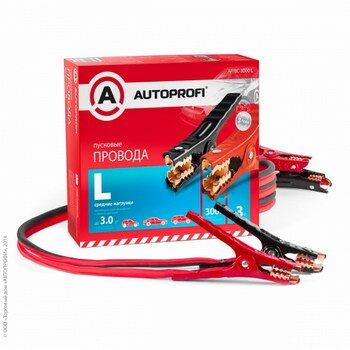 Провода пусковые Autoprofi, 300A, 3м, сечение 13.3мм2