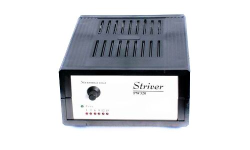 """Автоматическое Заряд.устройство """"Орион"""" PW320 (12А,БП) светодиодный индикатор тока (+ ручной.  режим)"""