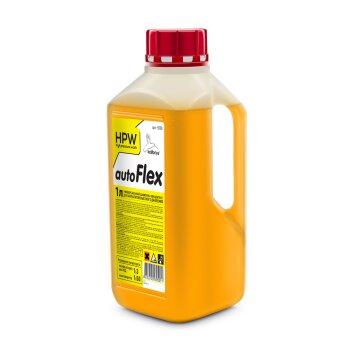 """Шампунь """"""""Kolibriya""""""""  AutoFlex АВД /для моек выс. давления/ желтый, концентрат, 1л"""
