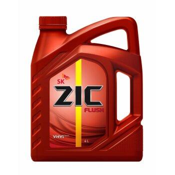 Масло промывочное  ZIC  FLUSH  4л  (1/4)