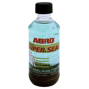 "Герметик блока цилинров ""ABRO"", бут. 240 мл.  (1/24)"