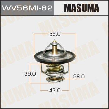 Термостат MASUMA WV56MI-82