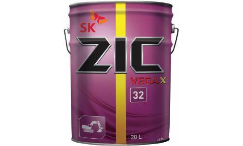 Масло гидравлическое  ZIC  SUPERVISх32   20л