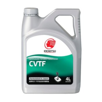 Масло трансмиссионное  IDEMITSU CVTF 4л ( вариаторная жидкость)