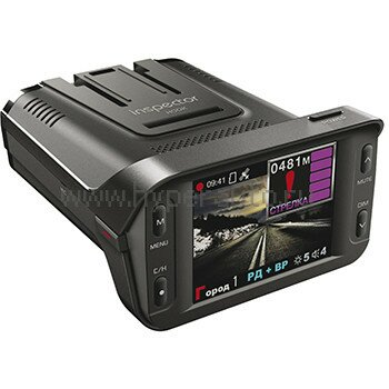 Видеорегистратор+радар-детектор 'INSPECTOR' HOOK