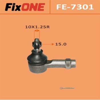 "Наконечник рулевой тяги ""FIXONE""  LANCER/ CS2#"
