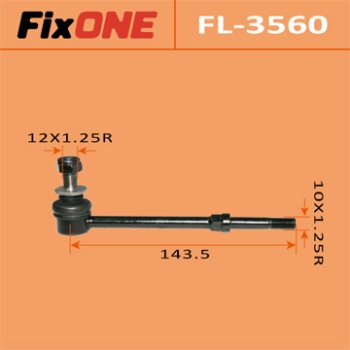 Стойка стабилизатора (линк) FIXONE FL-3560