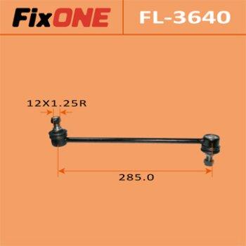 Стойка стабилизатора (линк) FIXONE FL-3640