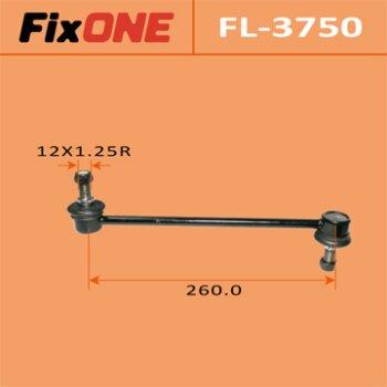 Стойка стабилизатора (линк) FIXONE FL-3750