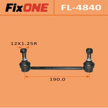 Стойка стабилизатора (линк) FIXONE FL-4840