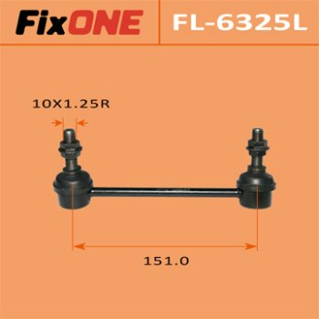 Стойка стабилизатора (линк) FIXONE FL-6325L