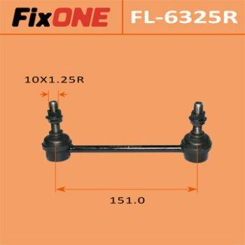 Стойка стабилизатора (линк) FIXONE FL-6325R