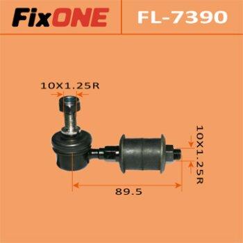 Стойка стабилизатора (линк) FIXONE FL-7390
