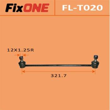 Стойка стабилизатора (линк) FIXONE FL-T020