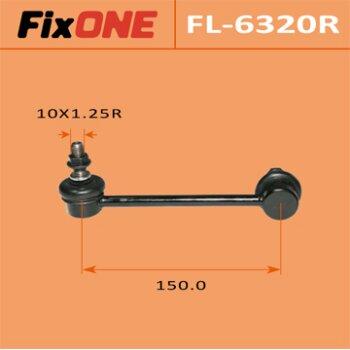 Стойка стабилизатора (линк) FIXONE FL-6320R