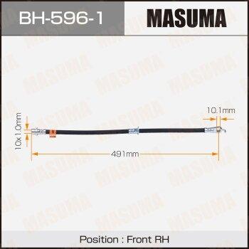 Шланг тормозной MASUMA T-  /front/  RX350 GGL15L  RH