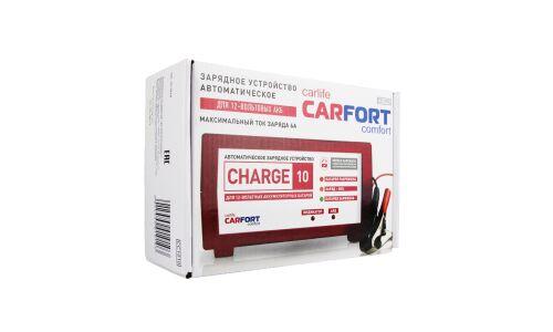 """Зарядно-предпусковое устройство Carfort """"Charge-10""""  6А"""