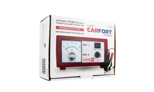 """Зарядно-предпусковое устройство Carfort """"Charge-50""""  20А"""