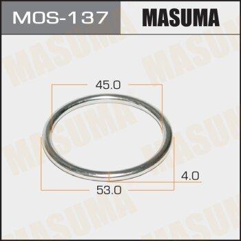 Кольцо глушителя MASUMA металлическое 45.3 x 54.5