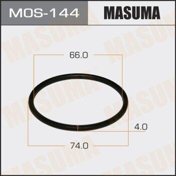 Кольцо глушителя MASUMA металлическое 66.5 x 74