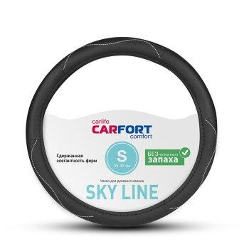 Оплетка CARFORT Sky Line черная S CS8181