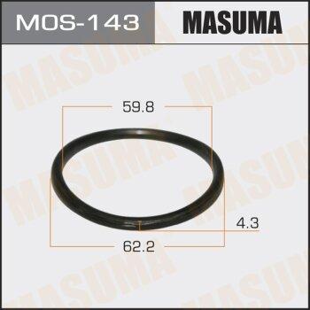 Кольцо глушителя MASUMA металлическое 60 x 69.5 x 4.3