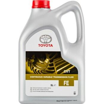 Масло трансмиссионное Toyota  CVT FE 5л