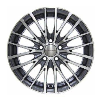 Автодиск R15 Sakura Wheels D2778 15*6.5J/5-100/73.1/+40 E-P