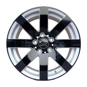 Автодиск R15 Sakura Wheels 823 15*6.5J/5-100/73.1/+40 CA-C4B