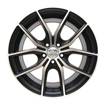 Автодиск R16 Sakura Wheels 3239 16*7J/5-100/73.1/+40 B-P/M7