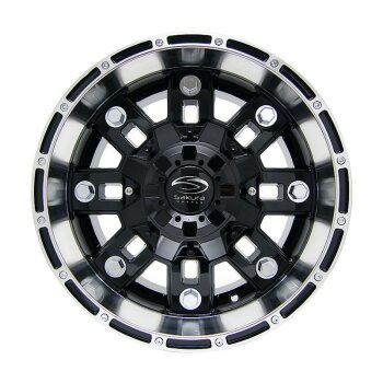 Автодиск R16 Sakura Wheels 9134 16*8J/6-139.7/110.5/ 0 B-LP