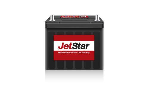 Аккумулятор JetStar 85D26R, 80Ач, CCA 670А, необслуживаемый