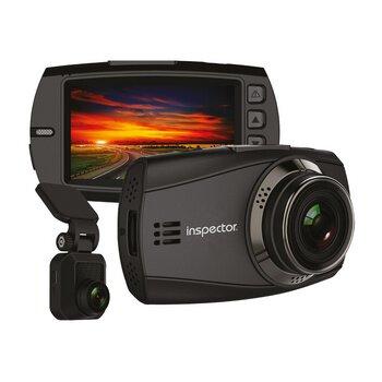 Видеорегистратор 'INSPECTOR' FHD Cyclone, 2 камеры FHD