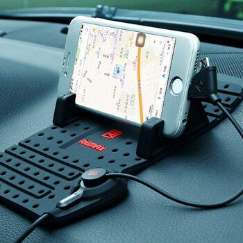 Держатель/зарядка для мобильного/навигатора ReMax