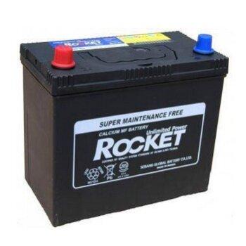 Аккумулятор Rocket N-55R/70B24R EFB, 55Ач, CCA 460А, необслуживаемый, для Stop-Start систем