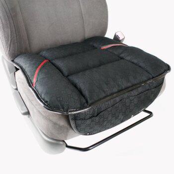 Подушка на сиденье, тканный материал, наполнитель синтепон