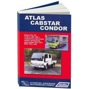 Nissan  ATLAS, CONDOR, cabstar (1984-96),NA20S,TD25,TD27,BD30,FD42,FD46 ( 1/8)