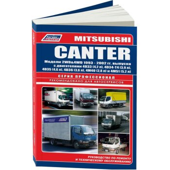 Mitsubishi  CANTER  с 1994г     (12485) ( 1/8)