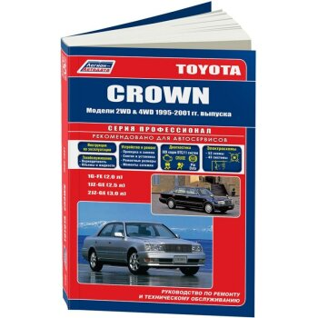 Toyota  CROWN 1995-2001 г.( 1/6)
