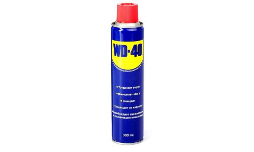 Смазка WD-40  300мл  (1/12)