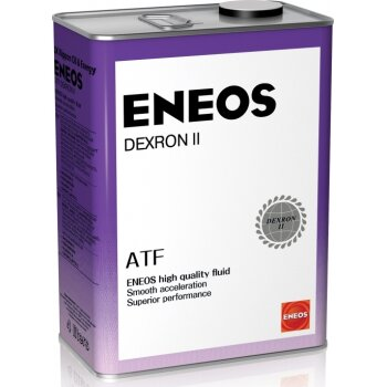 Масло трансмиссионное  Eneos  АTF Dexron-II  4л
