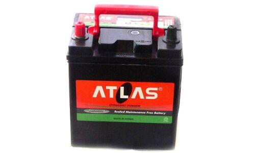 """Аккумулятор  """"ATLAS""""   60 а/ч  R 220*165*200  AMF  Обслуж.  /СЕРЫЙ/"""